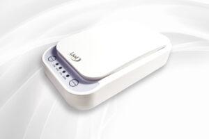 Sterilizzatore UVC GekoClean, addio germi e batteri
