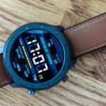 Smartwatch Amazfit GTR, elegante con un'autonomia infinita