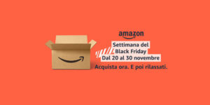 10 anni di Amazon.it e Black Friday 2020