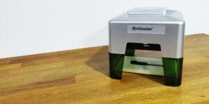 Alfawise C50, piccola ed efficace stampante laser ad incisione!