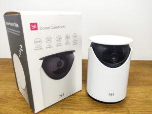Yi Dome Camera U, tanta tecnologia nell'ultima arrivata!